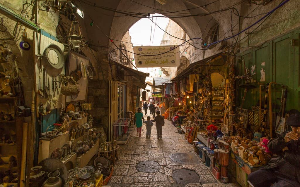 Bucket list cities: In Jerusalem's Old City