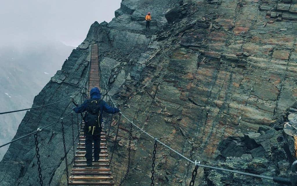 Bucket list activities: Heli hiking