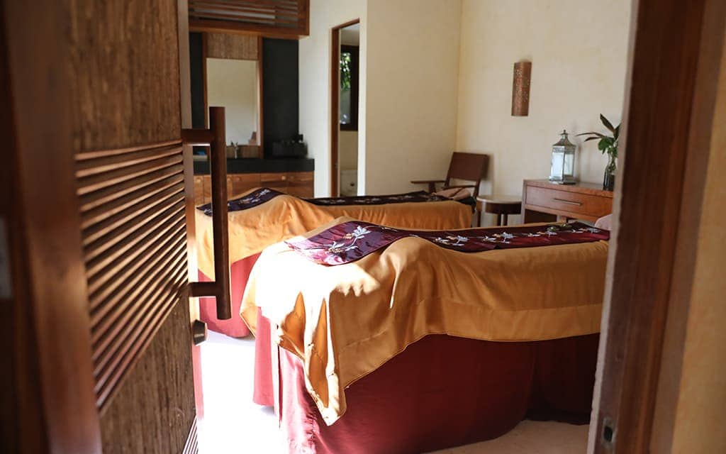 Couples massage room at Fiesta American Puerto Vallarta