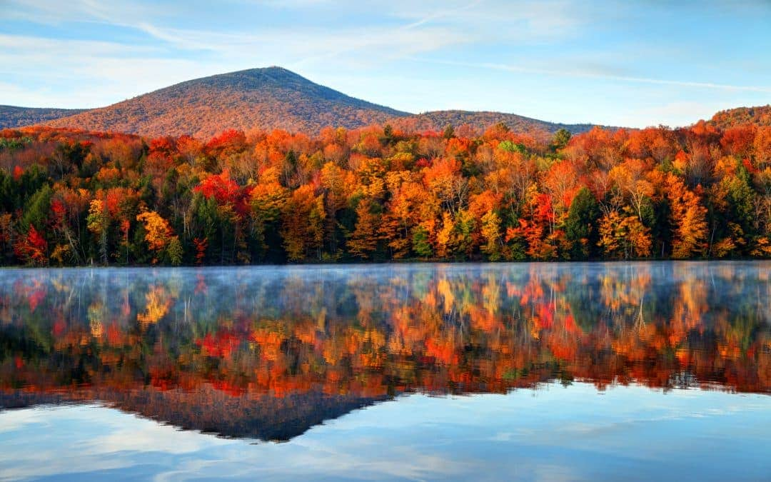 11 Breathtaking Autumn Road Trips to Take This Weekend