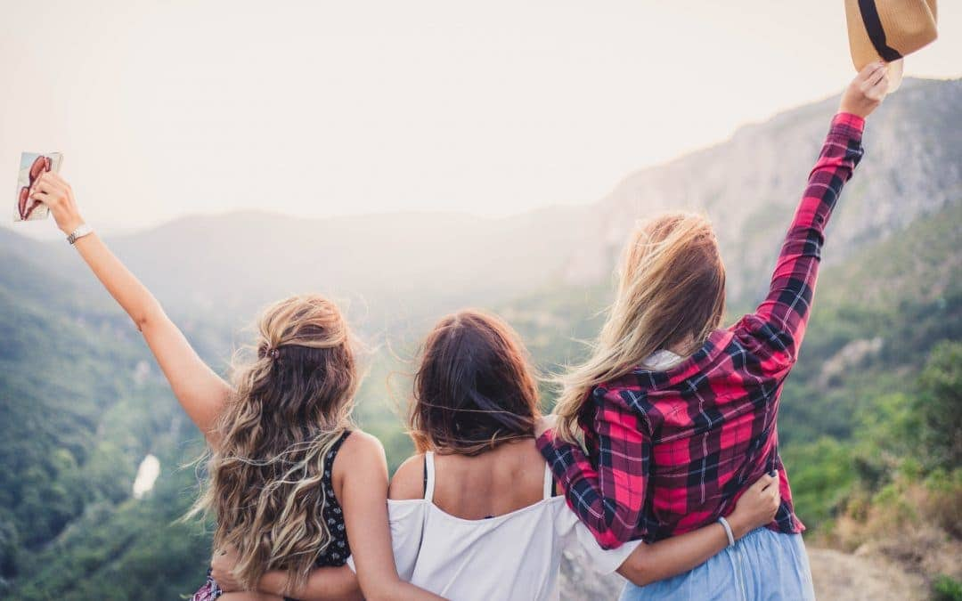 9 Girlfriend Getaways You and Your Besties Need to Take Right Now