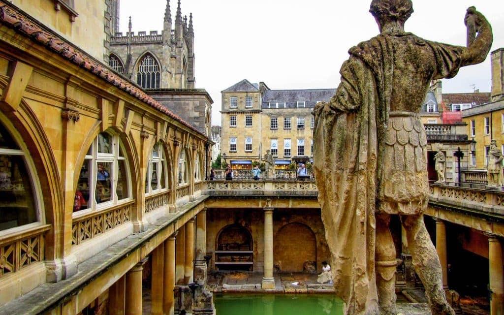 Best European Cities - Bath, England