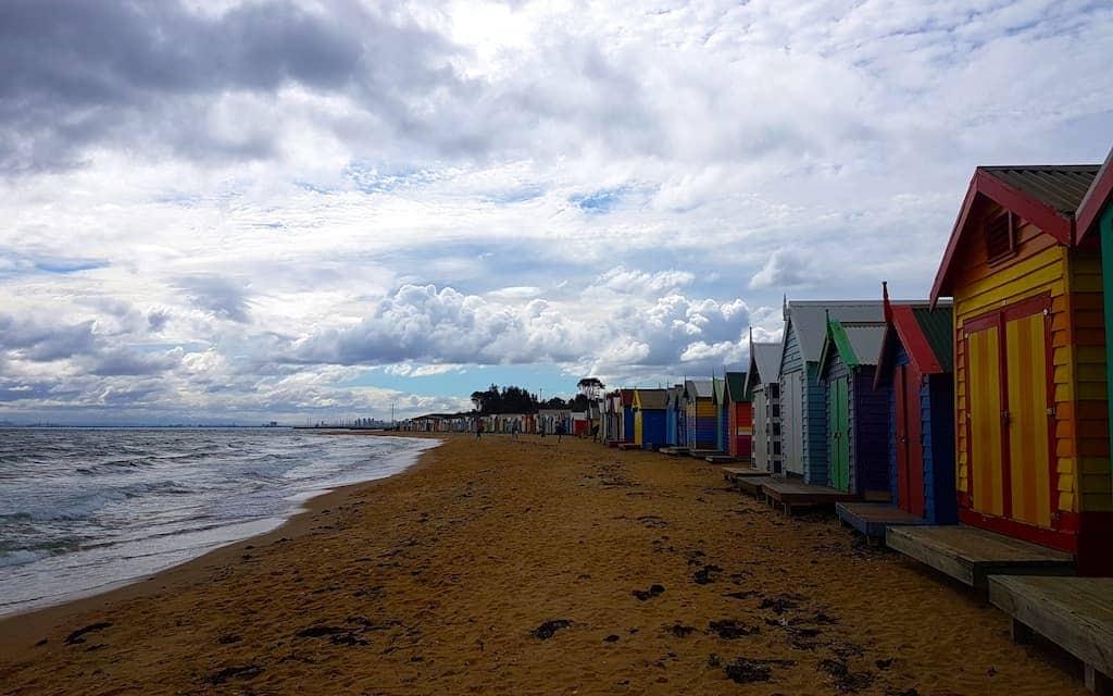 Brighton, Summer Spots in Australia