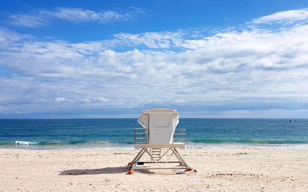 City Beach, Summer Spots in Australia
