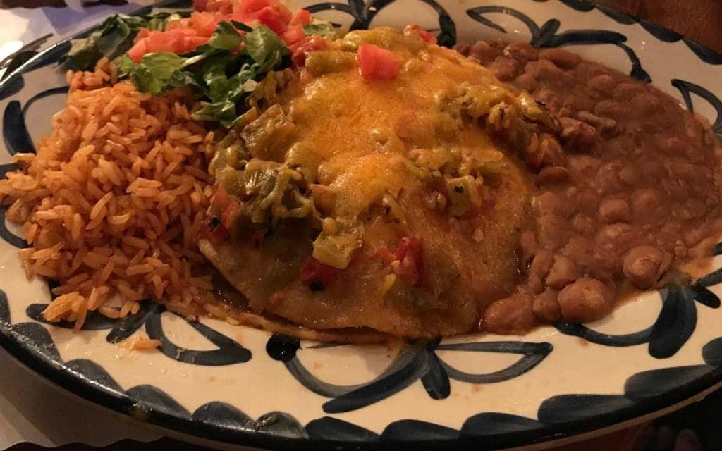 New Mexican Cuisine at El Pinto