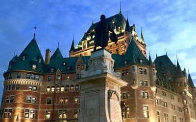 A Trip Back in Time: 24 Hours in Old Quebec City
