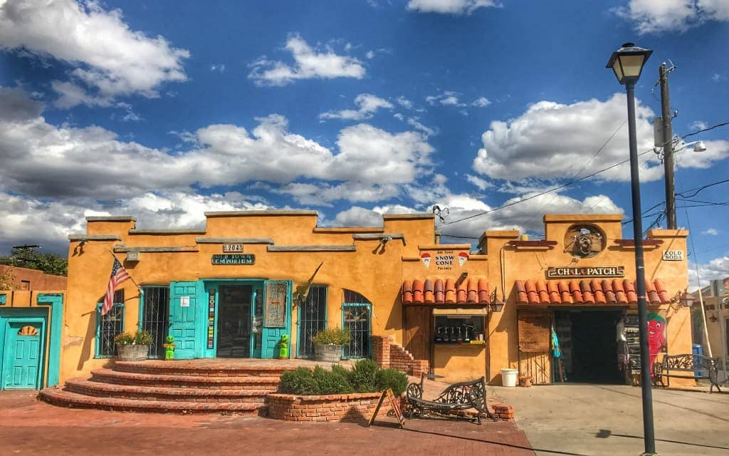 Take a step back in time in Old Town Albuquerque