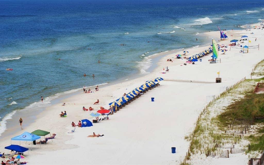 Panama City Beach is an ideal vacation spot for families with teens.