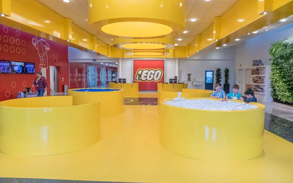 Europe Kid Activities: The LEGO Inside Tour
