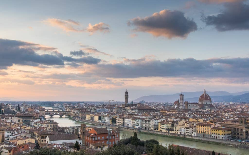 Best European Cities - Florence, Italy
