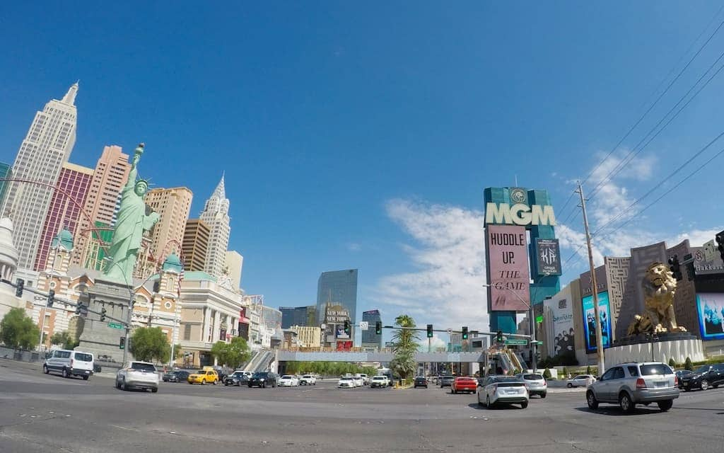 7 U.S. Cities to Visit This Winter Las Vegas-Travelocity