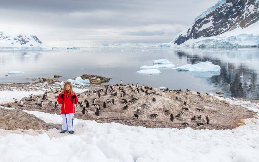 Family Travel 2018: Antarctica is amazing for kids and adults alike (and penguins too)