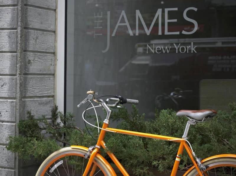 James Hotel, NYC, travel