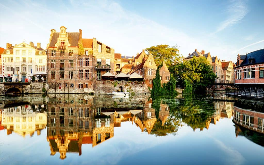 Best Places in Europe to Propose - Ghent, Belgium