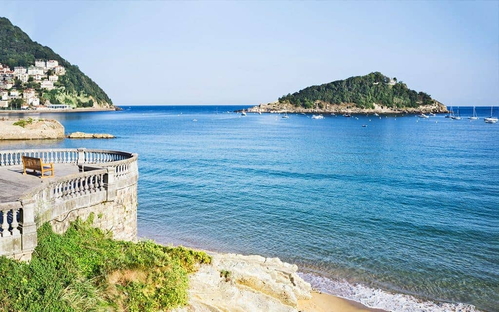 Best Places in Europe to Propose - San Sebastian, Spain