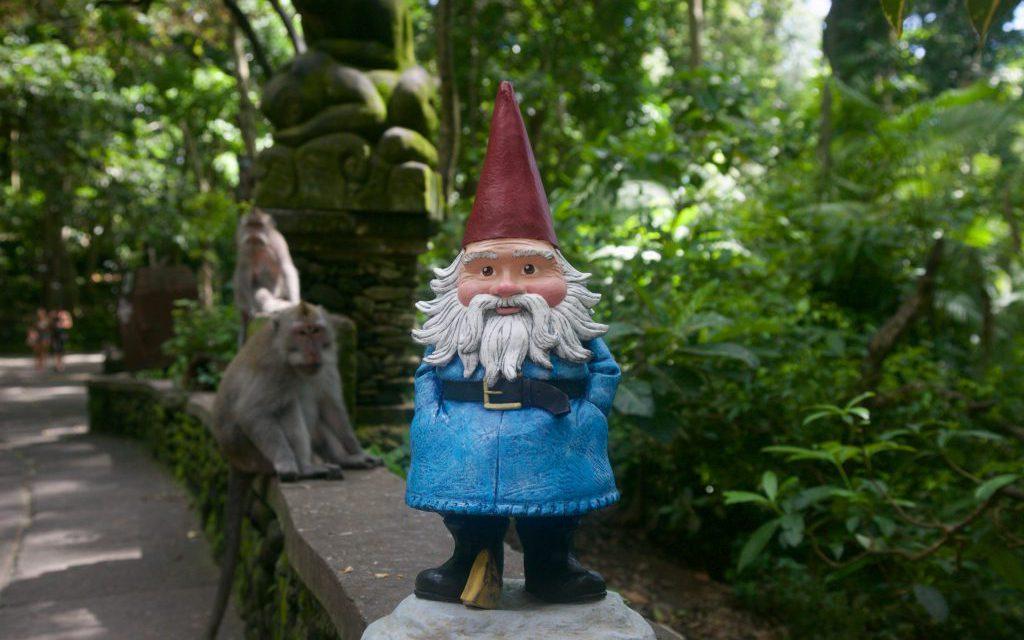 Bali's Monkey Forest, in Ubud