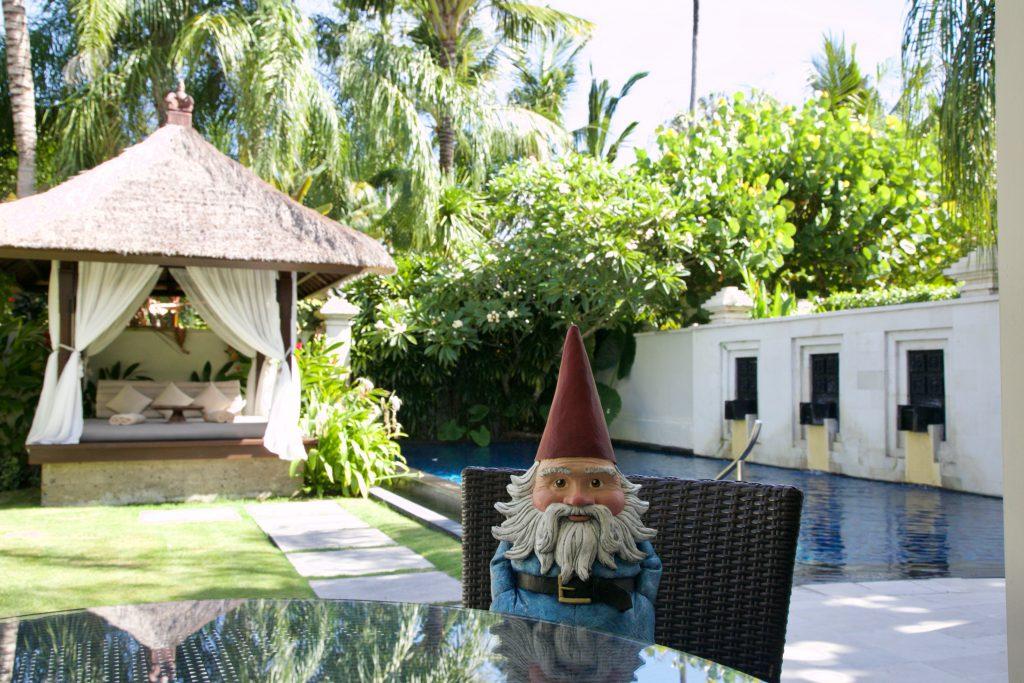 Vacation in Bali: A private villa at The Laguna