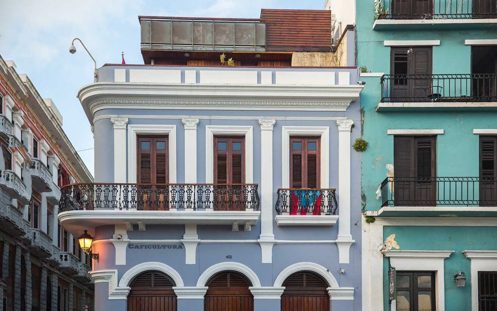 Puerto Rico Architecture Sher She Goes