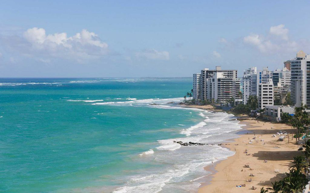 Puerto Rico Beaches Sher She Goes