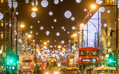 6 Destinations Taking Christmas To A Whole New Level