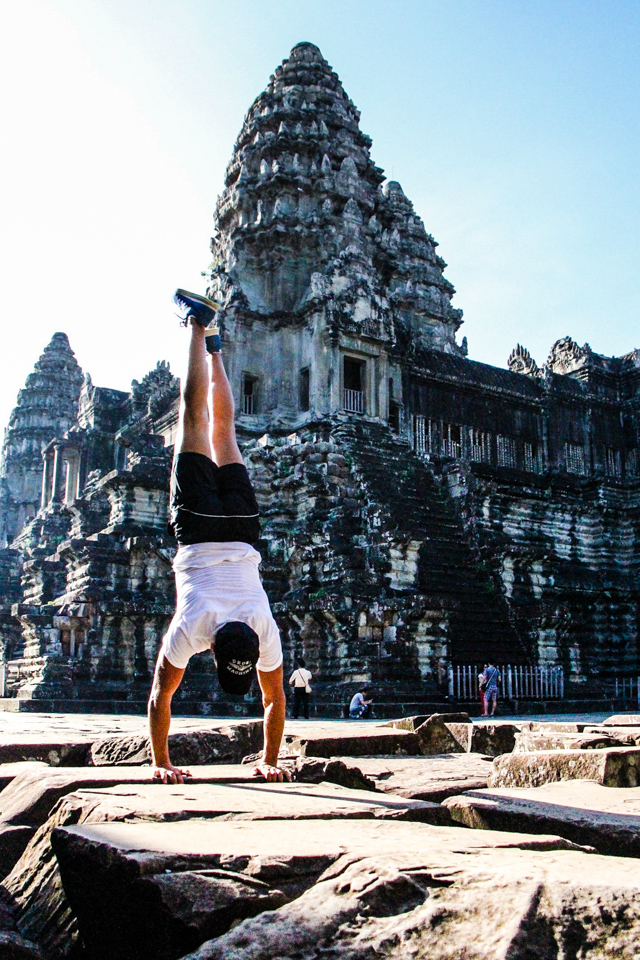 Stay Fit While You Travel