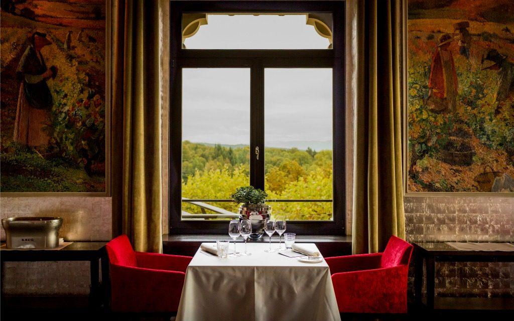 How to Spend a Leisurely Escape in Zurich - Restaurant at The Dolder Grand Zurich Travelocity