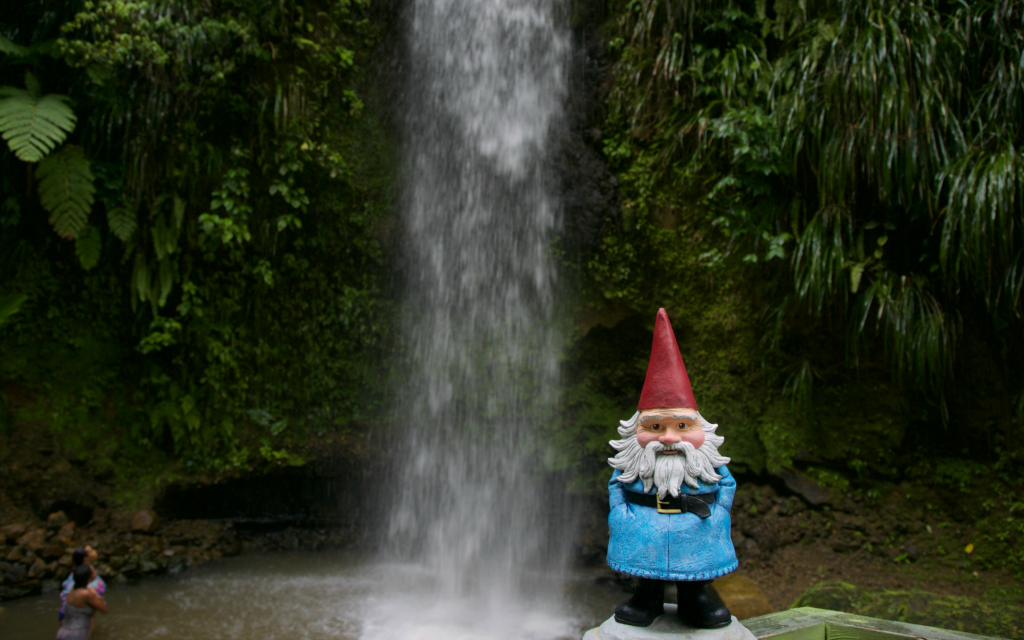 Roaming Gnome - St. Lucia - Ladera Resort