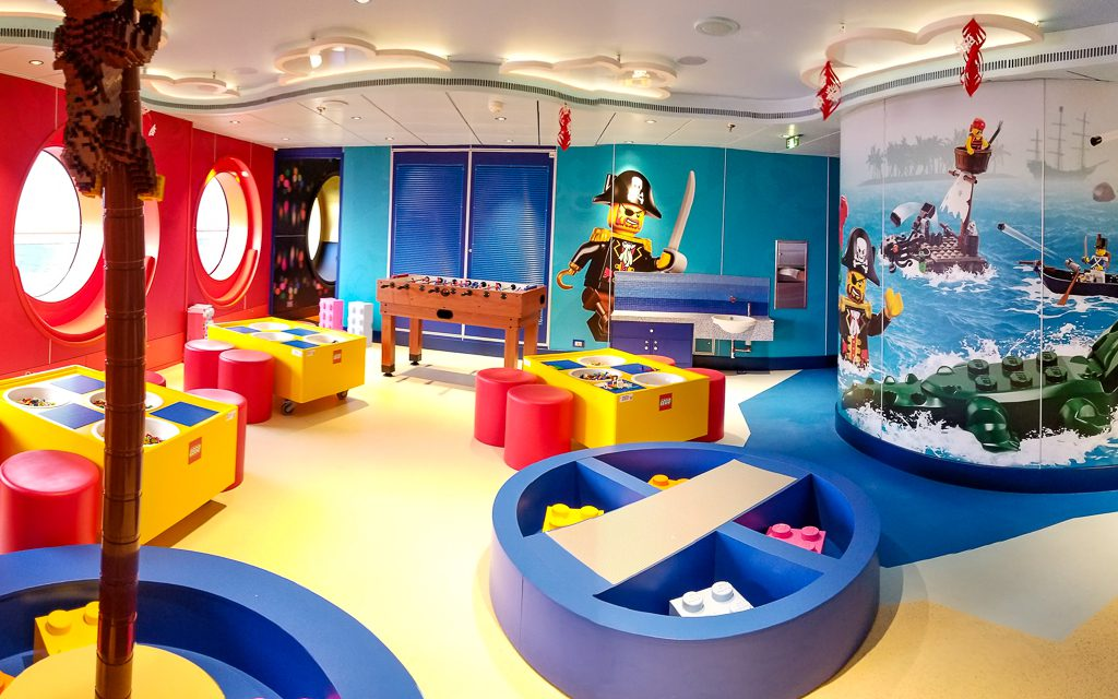 MSC Seaside Kids Clubs