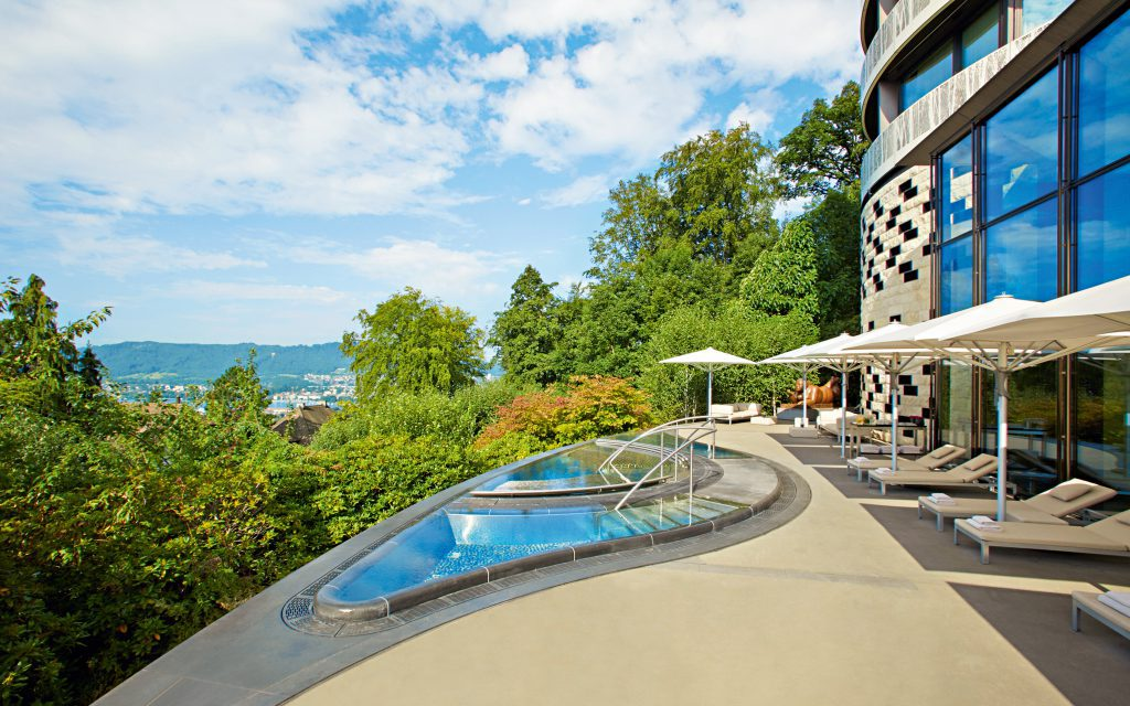 How to Spend a Leisurely Escape in Zurich - The Dolder Grand Spa, Travelocity