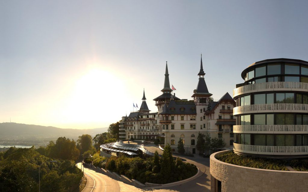 How to Spend a Leisurely Escape in Zurich - The Dolder Grand, Travelocity