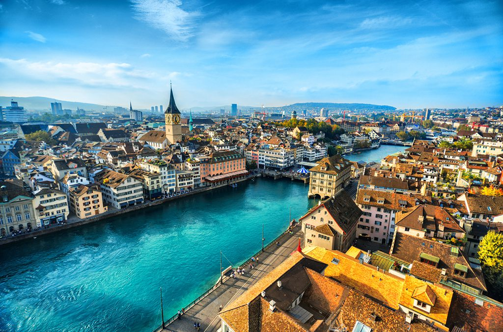How to Spend a Leisurely Escape in Zurich