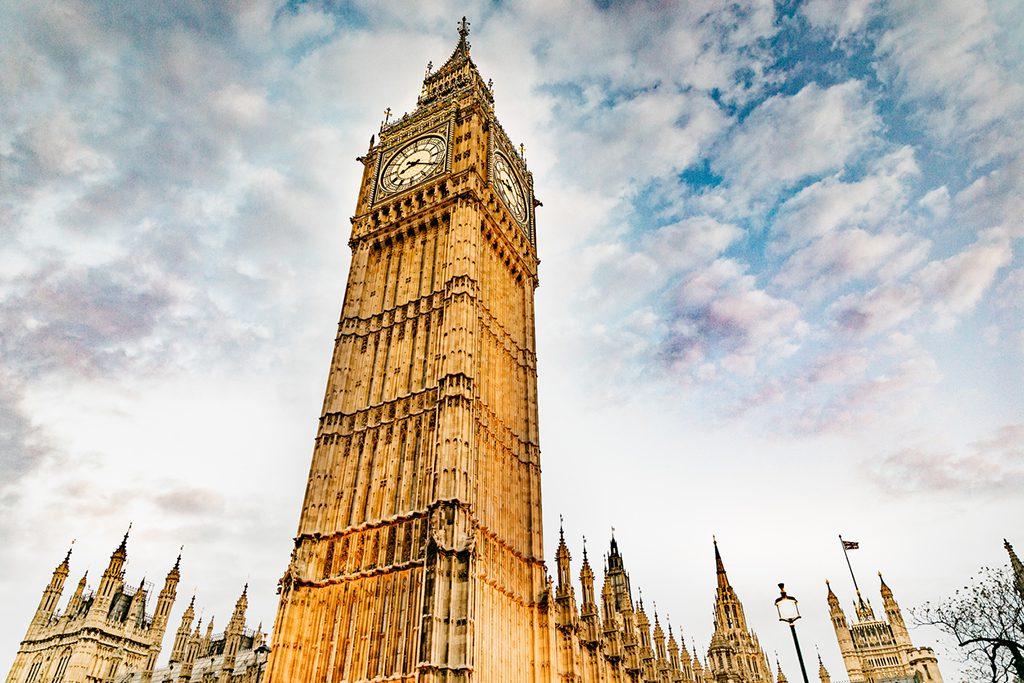 Best European Cities - London, England