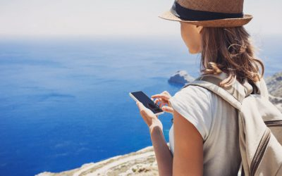 QUIZ: Are You Too Connected On Vacation?
