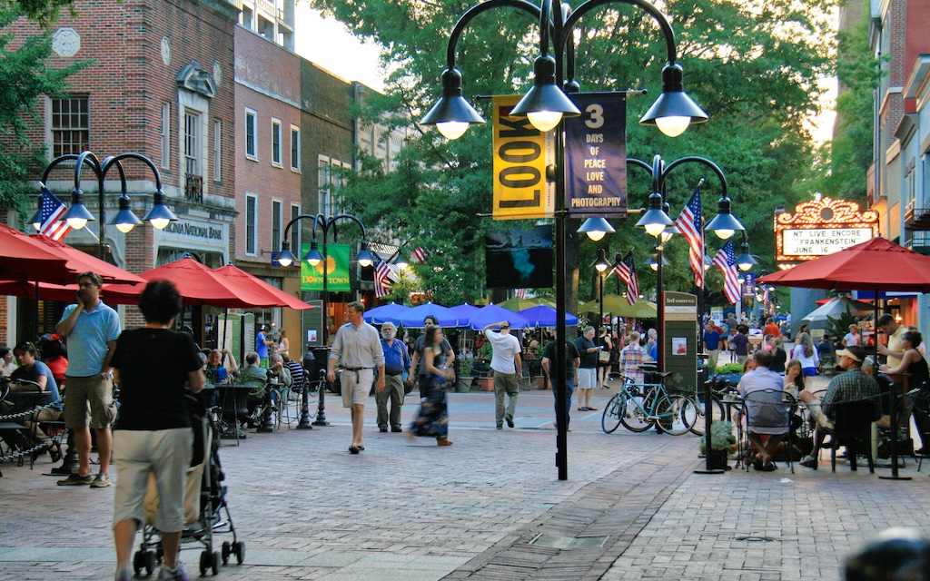 Charlottesville Virginia Is One Of The Best Small City Road Trip Destinations For 2018