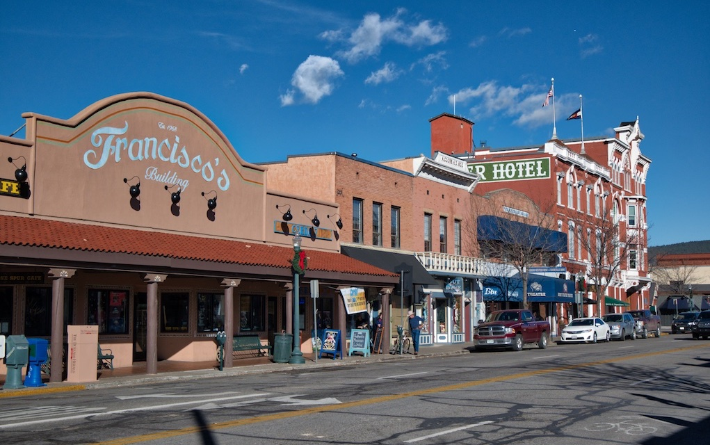 Durango, Colorado is one of the best small city road trip destinations for 2018. Photo by Mike Shubic of MikesRoadTrip.com