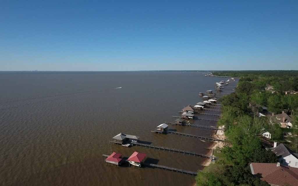 Fairhope Alabama one of the best small city road trip destinations for 2018. Photo by MikesRoadTrip.com
