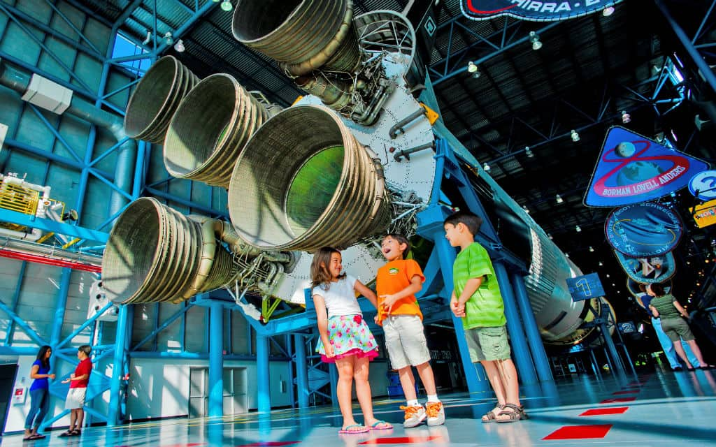 Things to do in Space Coast Florida- Kennedy Space Center