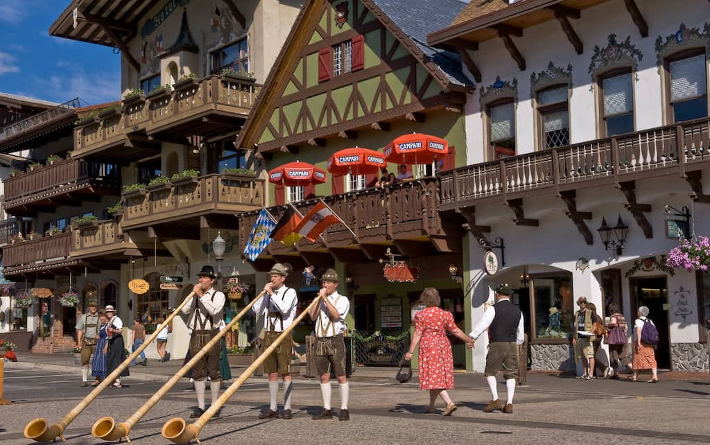 Leavenworth Washington one of the best small city road trip destinations for 2018