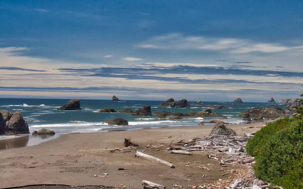 Port Orford Oregon is one of the best small city road trip destinations for 2018. Photo by Mike Shubic of MikesRoadTrip.com