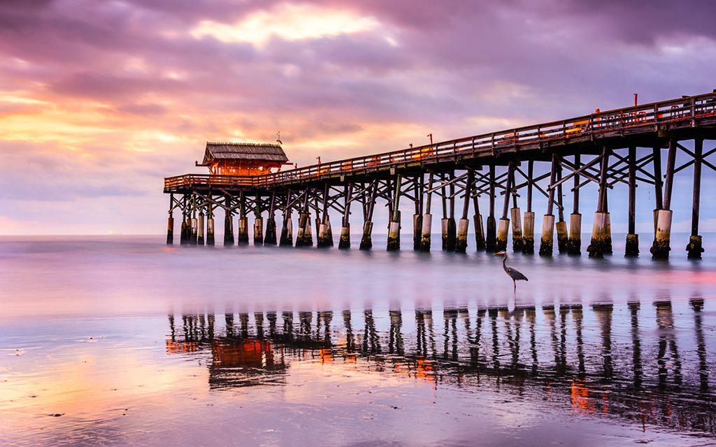 Things to do in Space Coast Florida- Cocoa Beach Pier