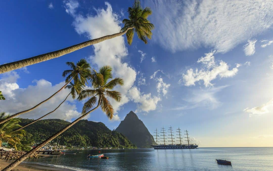 Reclaim Those Summer Vibes in Soufrière, St. Lucia