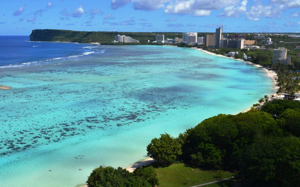Tropical Tumon Bay, Guam