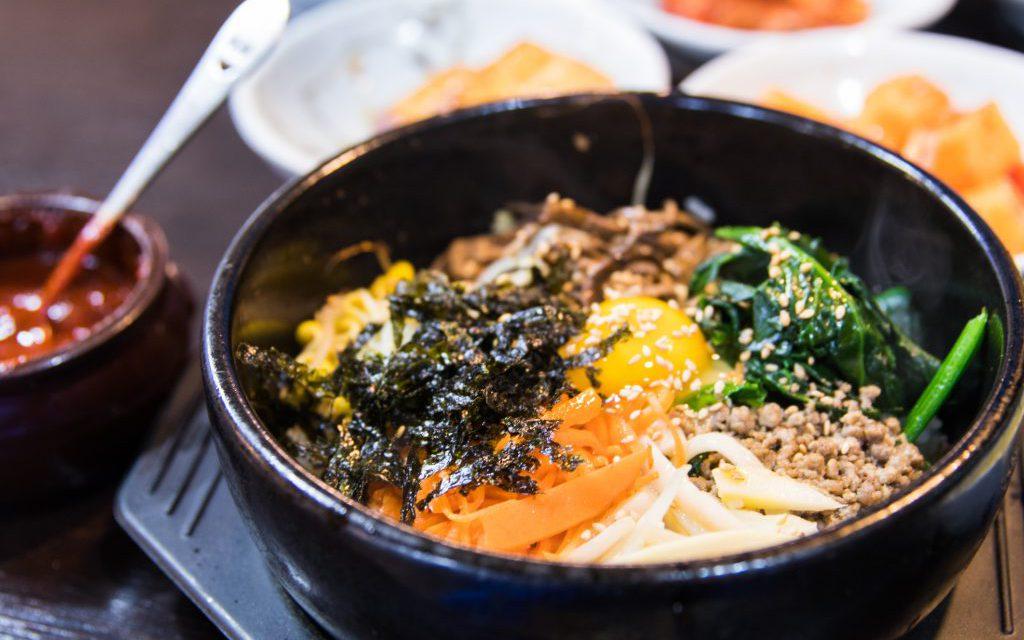 Korean Dish- Bibimbap