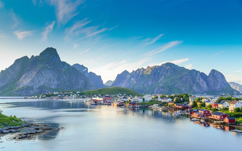 Tromsø, Norway - Northern Lights