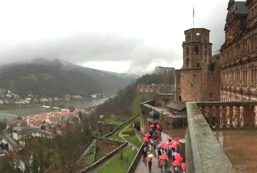Best Castles in Europe to Explore Heidelberg Castle-Kirsten Maxwell Travelocity