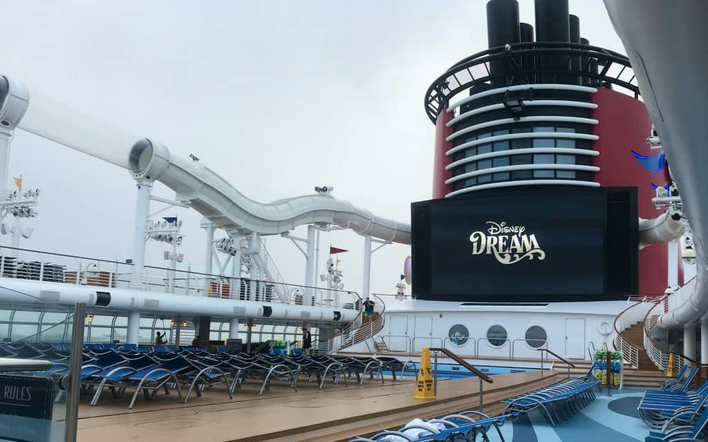 Disney Dream cruising tips