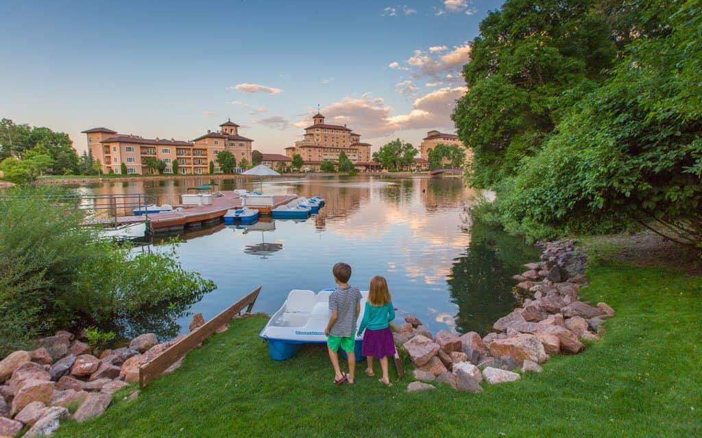 Extraordinary hotels: The Broadmoor in Colorado Springs