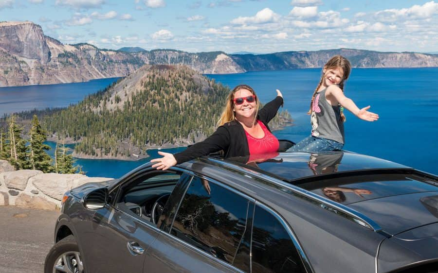 Long-Term Travel - car sale