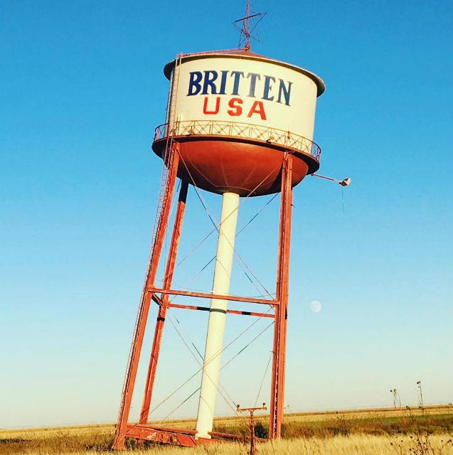 Texas Road Trip - Britten
