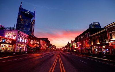 Strolling Through Nashville's Most Walkable Neighborhoods